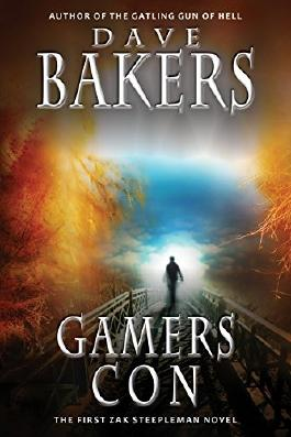Gamers Con (Zak Steepleman, A Young Adult Contemporary Fantasy Series Book 1)