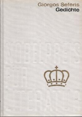 Gedichte. Aus der Sammlung Nobelpreis für Literatur 1963