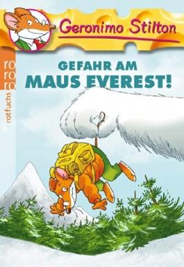 Gefahr am Maus Everest!