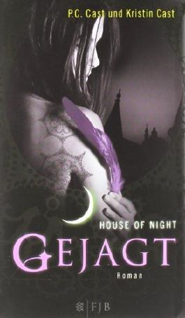 Gejagt: House of Night 5 von Cast. P.C. (2011) Gebundene Ausgabe