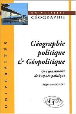 Géographie politique et géopolitique