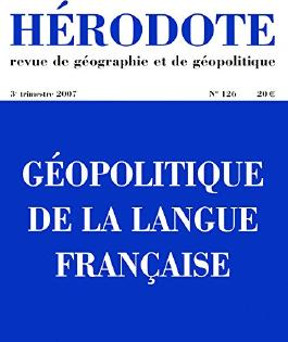 Géopolitique de la langue française