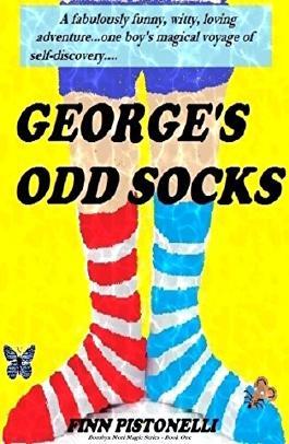 George's Odd Socks: Bombyx Mori Magic Series Book One