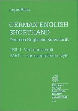 German-English Shorthand