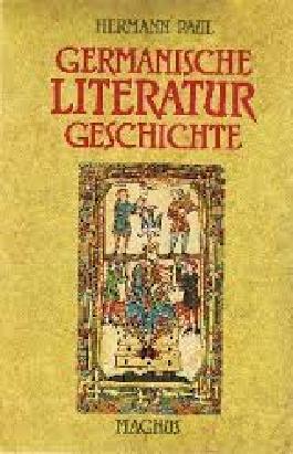 Germanische Literaturgeschichte