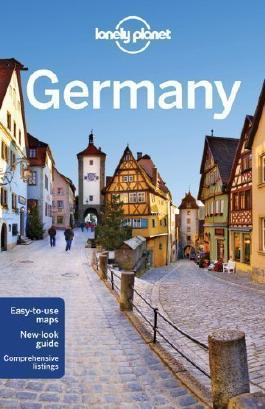 Germany (Lonely Planet Country Guides) by Andrea Schulte-Peevers, et al. 7th (seventh) Revised Edition (2013)