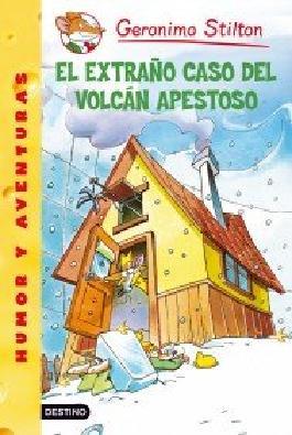 Geronimo Stilton 39. El extrano caso del volcan apestoso