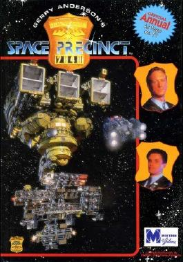 Gerry Anderson's - The Official Space Precinct Annual: 1996