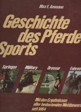 Geschichte des Pferdesports