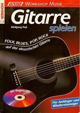 Gitarre spielen, m. CD-Audio