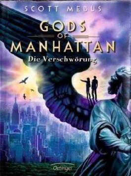 Gods of Manhattan - Die Verschwörung