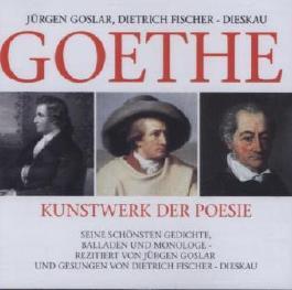 Goethe: Kunstwerk Der Poesie
