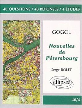 Gogol, Nouvelles de Pétersbourg