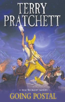 Going Postal: (Discworld Novel 33) (Discworld series)