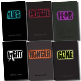 Gone Series Michael Grant Collection 6 Books Set (Light, Gone, Hunger, Lies, ...