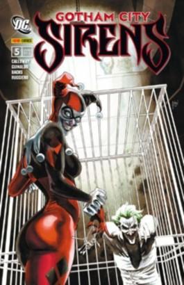 Gotham City Sirens #5 - Abschiedsfeier (2011, Panini) FINALAUSGABE!