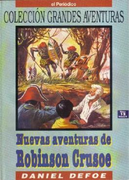 Grandes Aventuras volumen 3 numero 12: Nuevas aventuras de Robinson Crusoe
