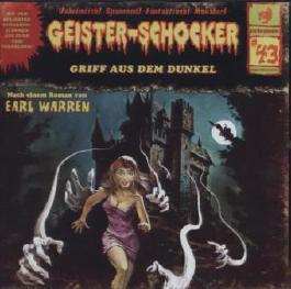 Griff aus dem Dunkel, Audio-CD