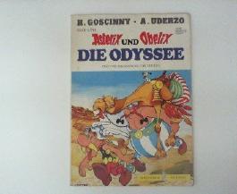 Grosser Asterix Band XXVI - Asterix und Obelix - Die Odyssee