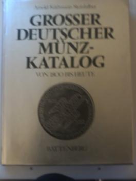 Grosser Deutscher Münzkatalog