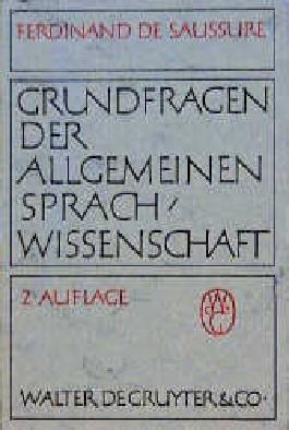 Grundfragen der Allgemeinen Sprachwissenschaft
