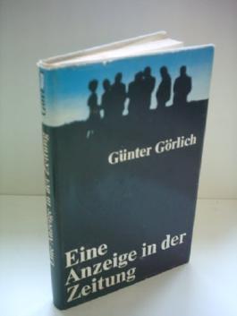 Günter Görlich: Eine Anzeige in der Zeitung