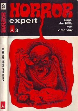 HORROR EXPERT Tb 3, - Engel der Hölle (Luther Bücher)