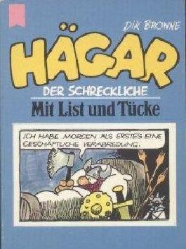 Hägar, der Schreckliche. Mit List und Tücke (Heyne-Mini)