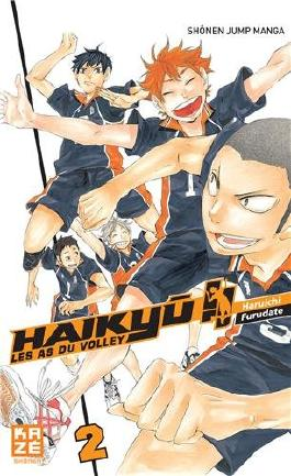 Haikyu !! - Les as du volley ball Vol.2