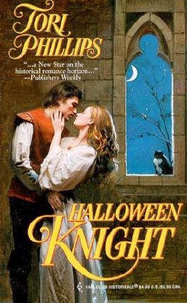 Halloween Knight (Harlequin Historical)