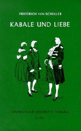 Hamburger Lesehefte. Nr.61. Kabale und Liebe von Schiller. Friedrich von (2013) Taschenbuch