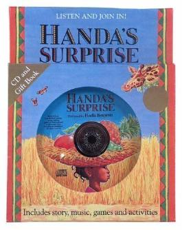 Handa's Surprise (Book & CD) by Eileen Browne on 07/08/2006 unknown edition
