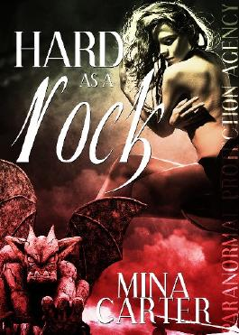 Hard as a Rock (Paranormal erotic romance): Paranormal Protection Agency