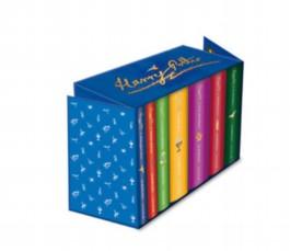 Harry Potter, Signature Edition, 7 Vols.