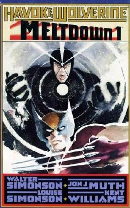 Havok and Wolverine: Meltdown 1