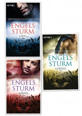 Heather Killough-Walden Engelssturm Trilogie