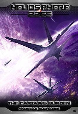 Heliosphere 2265, Volume 6: The Captain's Burden