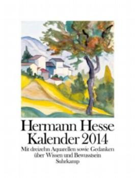 Hermann Hesse Kalender 2014
