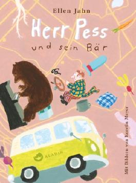 Herr Pess und sein Bär