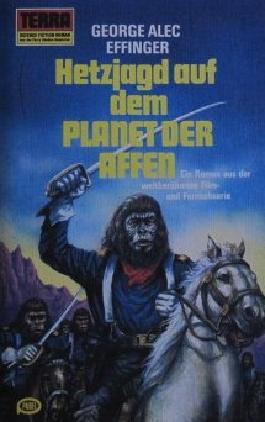Hetzjagd auf dem Planet der Affen