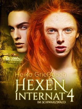 Hexeninternat 4 - Im Schwarzwald