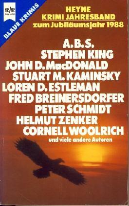 Heyne Krimi Jahresband zum Jubiläumsjahr 1988
