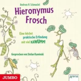 Hieronymus Frosch, Audio-CD