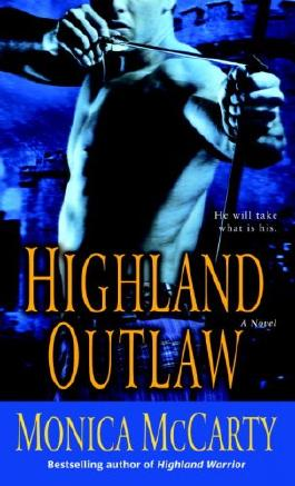 Highland Outlaw (Campbell Trilogy)
