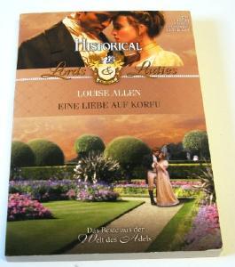 Historical Lords & Ladies 33: Eine Liebe auf Korfu
