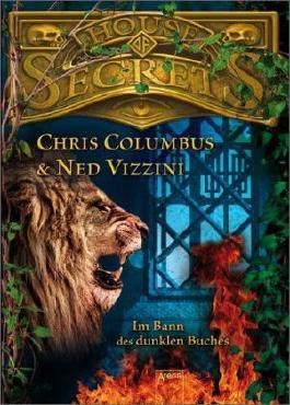 House of Secrets - Im Bann des dunklen Buches