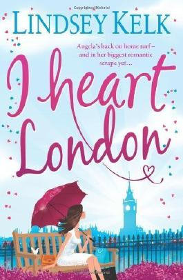 I Heart London by Kelk. Lindsey ( 2012 ) Paperback