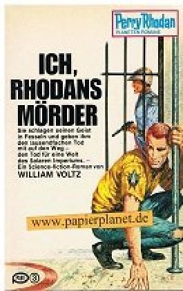 Ich. Rhodans Mörder.