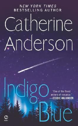 Indigo Blue: Comanche Series, Book 3