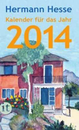 Insel-Kalender für das Jahr 2014